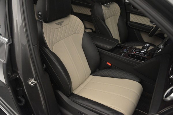 New 2018 Bentley Bentayga W12 Activity for sale Sold at Maserati of Greenwich in Greenwich CT 06830 24