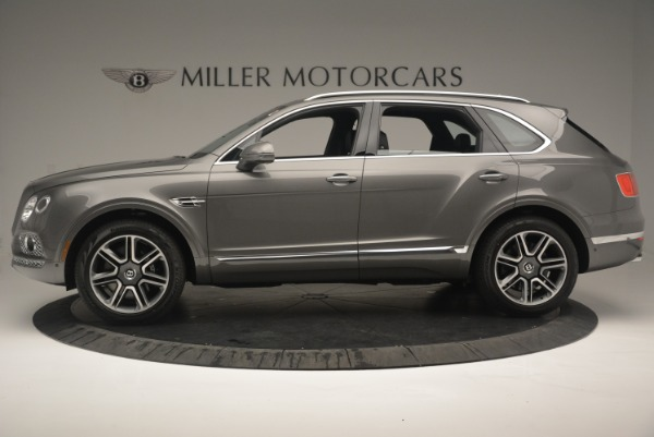 New 2018 Bentley Bentayga W12 Activity for sale Sold at Maserati of Greenwich in Greenwich CT 06830 3