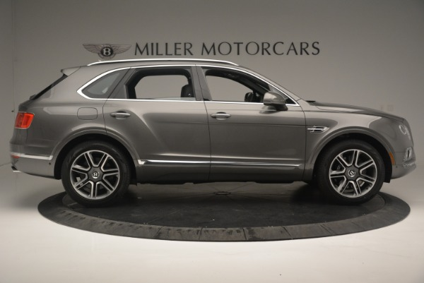 New 2018 Bentley Bentayga W12 Activity for sale Sold at Maserati of Greenwich in Greenwich CT 06830 9