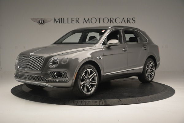 New 2018 Bentley Bentayga W12 Activity for sale Sold at Maserati of Greenwich in Greenwich CT 06830 1