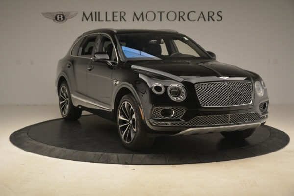 Used 2017 Bentley Bentayga W12 for sale Sold at Maserati of Greenwich in Greenwich CT 06830 12