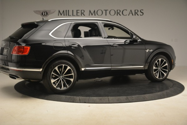 Used 2017 Bentley Bentayga W12 for sale Sold at Maserati of Greenwich in Greenwich CT 06830 9