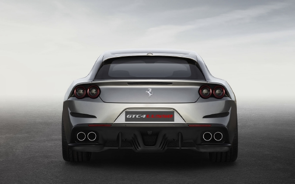 New 2020 Ferrari GTC4LUSSO for sale Call for price at Maserati of Greenwich in Greenwich CT 06830 3