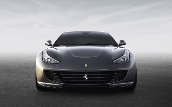 New 2020 Ferrari GTC4LUSSO for sale Call for price at Maserati of Greenwich in Greenwich CT 06830 5