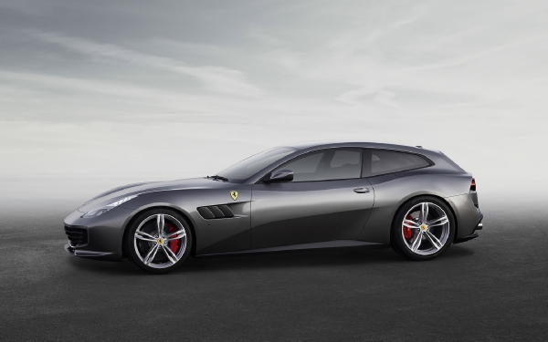New 2020 Ferrari GTC4LUSSO for sale Call for price at Maserati of Greenwich in Greenwich CT 06830 6