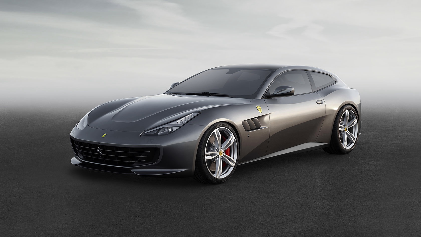 New 2020 Ferrari GTC4LUSSO for sale Call for price at Maserati of Greenwich in Greenwich CT 06830 1
