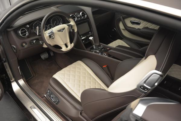 Used 2016 Bentley Continental GT W12 for sale Sold at Maserati of Greenwich in Greenwich CT 06830 22