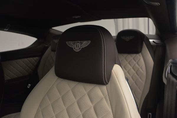 Used 2016 Bentley Continental GT W12 for sale Sold at Maserati of Greenwich in Greenwich CT 06830 25