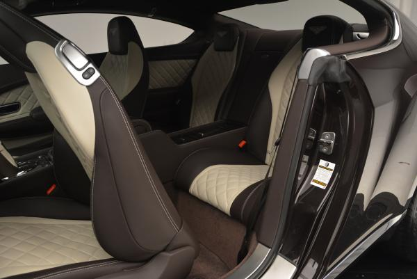 Used 2016 Bentley Continental GT W12 for sale Sold at Maserati of Greenwich in Greenwich CT 06830 26