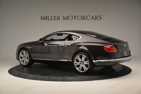 Used 2016 Bentley Continental GT W12 for sale Sold at Maserati of Greenwich in Greenwich CT 06830 4