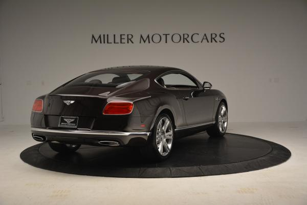 Used 2016 Bentley Continental GT W12 for sale Sold at Maserati of Greenwich in Greenwich CT 06830 7