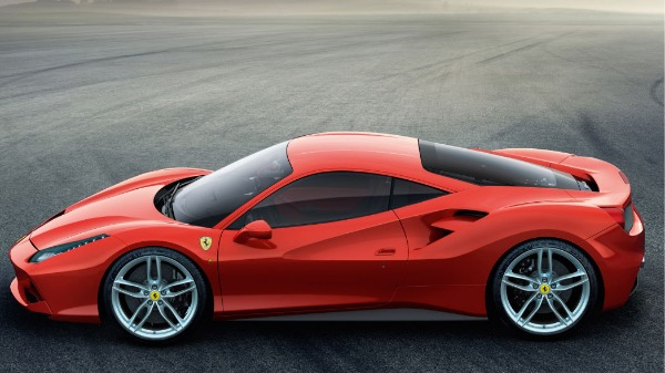 New 2019 Ferrari 488 GTB for sale Sold at Maserati of Greenwich in Greenwich CT 06830 3