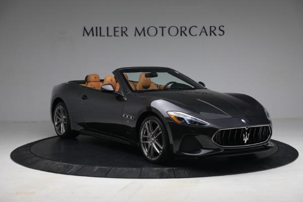 Used 2018 Maserati GranTurismo Sport for sale Sold at Maserati of Greenwich in Greenwich CT 06830 11