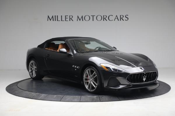 Used 2018 Maserati GranTurismo Sport for sale Sold at Maserati of Greenwich in Greenwich CT 06830 14