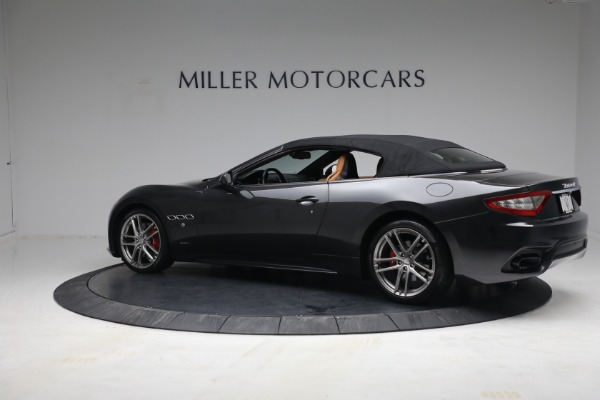 Used 2018 Maserati GranTurismo Sport for sale Sold at Maserati of Greenwich in Greenwich CT 06830 17