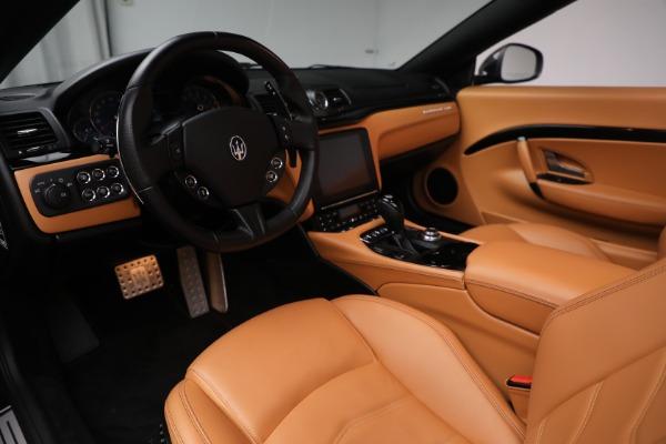 Used 2018 Maserati GranTurismo Sport for sale Sold at Maserati of Greenwich in Greenwich CT 06830 20