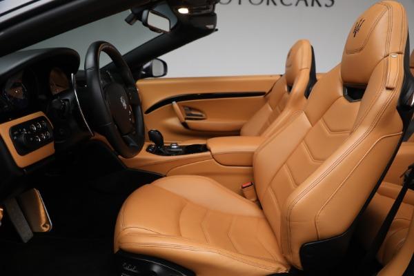 Used 2018 Maserati GranTurismo Sport for sale Sold at Maserati of Greenwich in Greenwich CT 06830 21