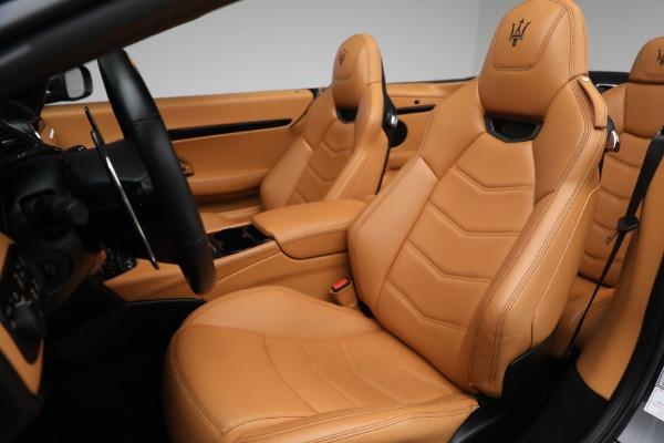 Used 2018 Maserati GranTurismo Sport for sale Sold at Maserati of Greenwich in Greenwich CT 06830 22