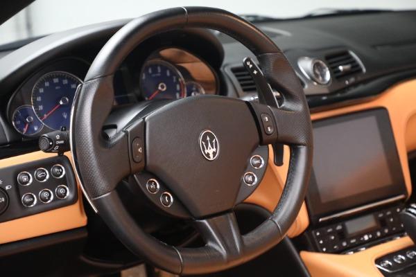 Used 2018 Maserati GranTurismo Sport for sale Sold at Maserati of Greenwich in Greenwich CT 06830 25