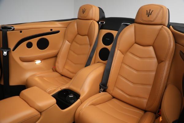 Used 2018 Maserati GranTurismo Sport for sale Sold at Maserati of Greenwich in Greenwich CT 06830 27
