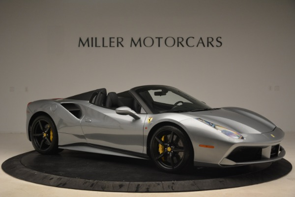 Used 2018 Ferrari 488 Spider for sale $274,900 at Maserati of Greenwich in Greenwich CT 06830 10