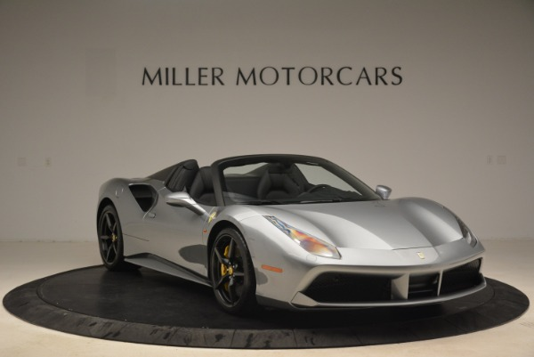 Used 2018 Ferrari 488 Spider for sale $279,900 at Maserati of Greenwich in Greenwich CT 06830 11