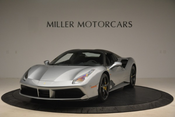 Used 2018 Ferrari 488 Spider for sale $274,900 at Maserati of Greenwich in Greenwich CT 06830 13