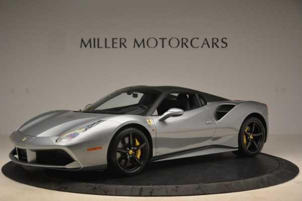Used 2018 Ferrari 488 Spider for sale $279,900 at Maserati of Greenwich in Greenwich CT 06830 14