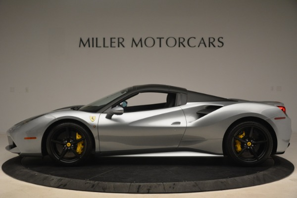 Used 2018 Ferrari 488 Spider for sale $279,900 at Maserati of Greenwich in Greenwich CT 06830 15