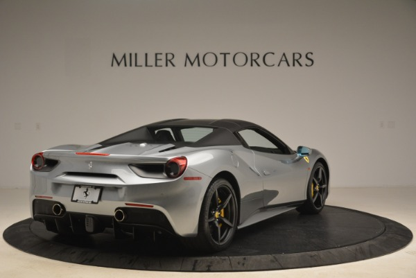 Used 2018 Ferrari 488 Spider for sale $274,900 at Maserati of Greenwich in Greenwich CT 06830 19