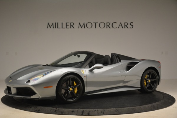 Used 2018 Ferrari 488 Spider for sale $279,900 at Maserati of Greenwich in Greenwich CT 06830 2