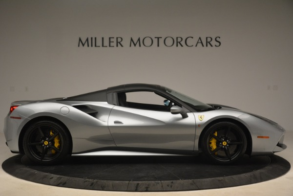 Used 2018 Ferrari 488 Spider for sale $274,900 at Maserati of Greenwich in Greenwich CT 06830 21