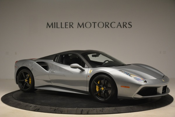Used 2018 Ferrari 488 Spider for sale $274,900 at Maserati of Greenwich in Greenwich CT 06830 22