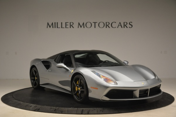 Used 2018 Ferrari 488 Spider for sale $274,900 at Maserati of Greenwich in Greenwich CT 06830 23