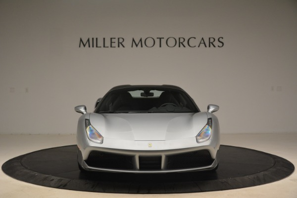 Used 2018 Ferrari 488 Spider for sale Sold at Maserati of Greenwich in Greenwich CT 06830 24