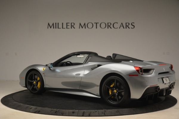 Used 2018 Ferrari 488 Spider for sale $274,900 at Maserati of Greenwich in Greenwich CT 06830 4