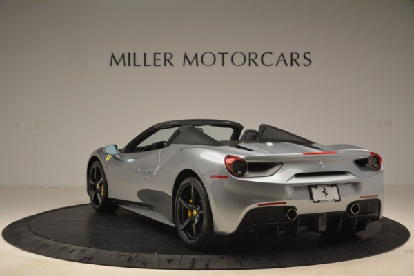 Used 2018 Ferrari 488 Spider for sale Sold at Maserati of Greenwich in Greenwich CT 06830 5