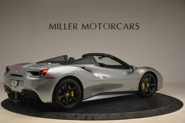 Used 2018 Ferrari 488 Spider for sale $274,900 at Maserati of Greenwich in Greenwich CT 06830 8