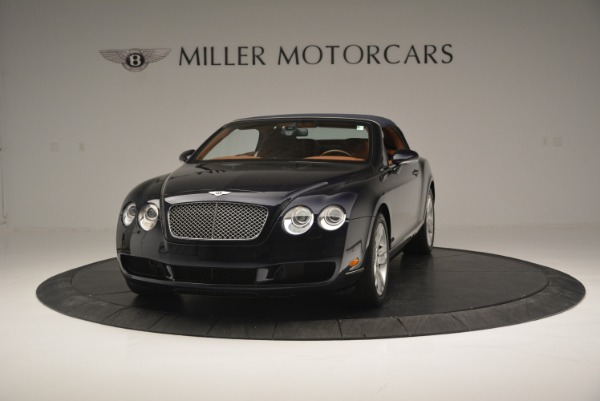 Used 2008 Bentley Continental GTC GT for sale Sold at Maserati of Greenwich in Greenwich CT 06830 10