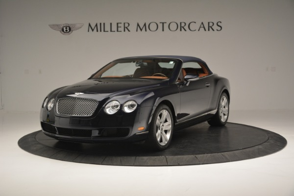 Used 2008 Bentley Continental GTC GT for sale Sold at Maserati of Greenwich in Greenwich CT 06830 11