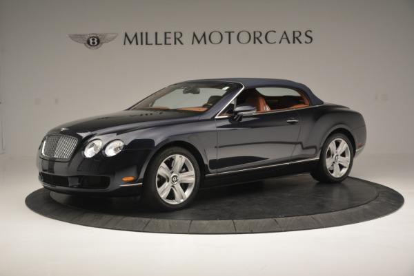 Used 2008 Bentley Continental GTC GT for sale Sold at Maserati of Greenwich in Greenwich CT 06830 12