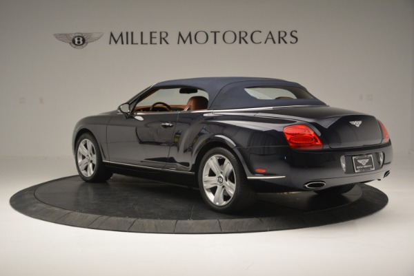 Used 2008 Bentley Continental GTC GT for sale Sold at Maserati of Greenwich in Greenwich CT 06830 14