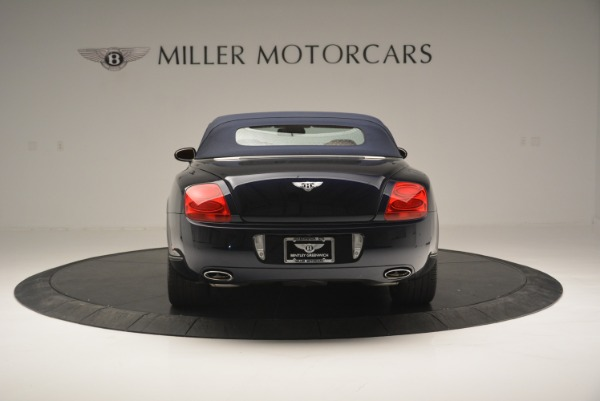Used 2008 Bentley Continental GTC GT for sale Sold at Maserati of Greenwich in Greenwich CT 06830 16