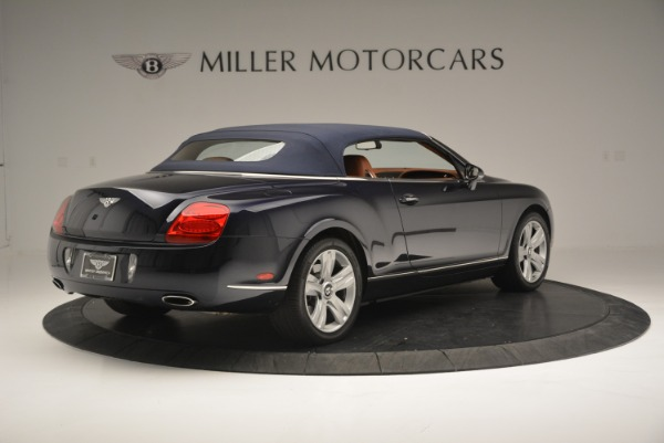 Used 2008 Bentley Continental GTC GT for sale Sold at Maserati of Greenwich in Greenwich CT 06830 18