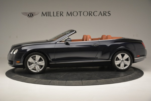Used 2008 Bentley Continental GTC GT for sale Sold at Maserati of Greenwich in Greenwich CT 06830 2
