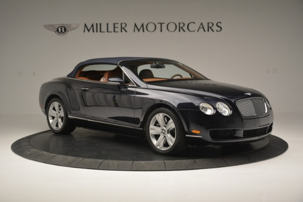 Used 2008 Bentley Continental GTC GT for sale Sold at Maserati of Greenwich in Greenwich CT 06830 20