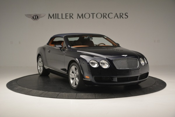 Used 2008 Bentley Continental GTC GT for sale Sold at Maserati of Greenwich in Greenwich CT 06830 21