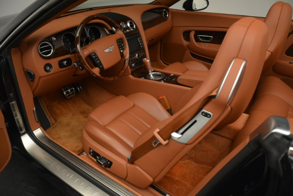 Used 2008 Bentley Continental GTC GT for sale Sold at Maserati of Greenwich in Greenwich CT 06830 25