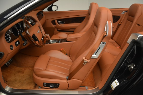 Used 2008 Bentley Continental GTC GT for sale Sold at Maserati of Greenwich in Greenwich CT 06830 26