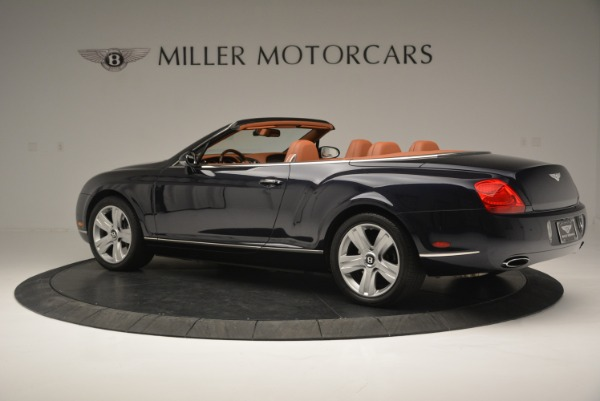 Used 2008 Bentley Continental GTC GT for sale Sold at Maserati of Greenwich in Greenwich CT 06830 3
